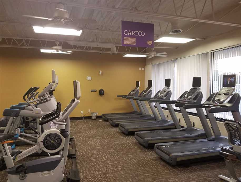 Anytime Fitness Fitness Club The Buck Stays Here