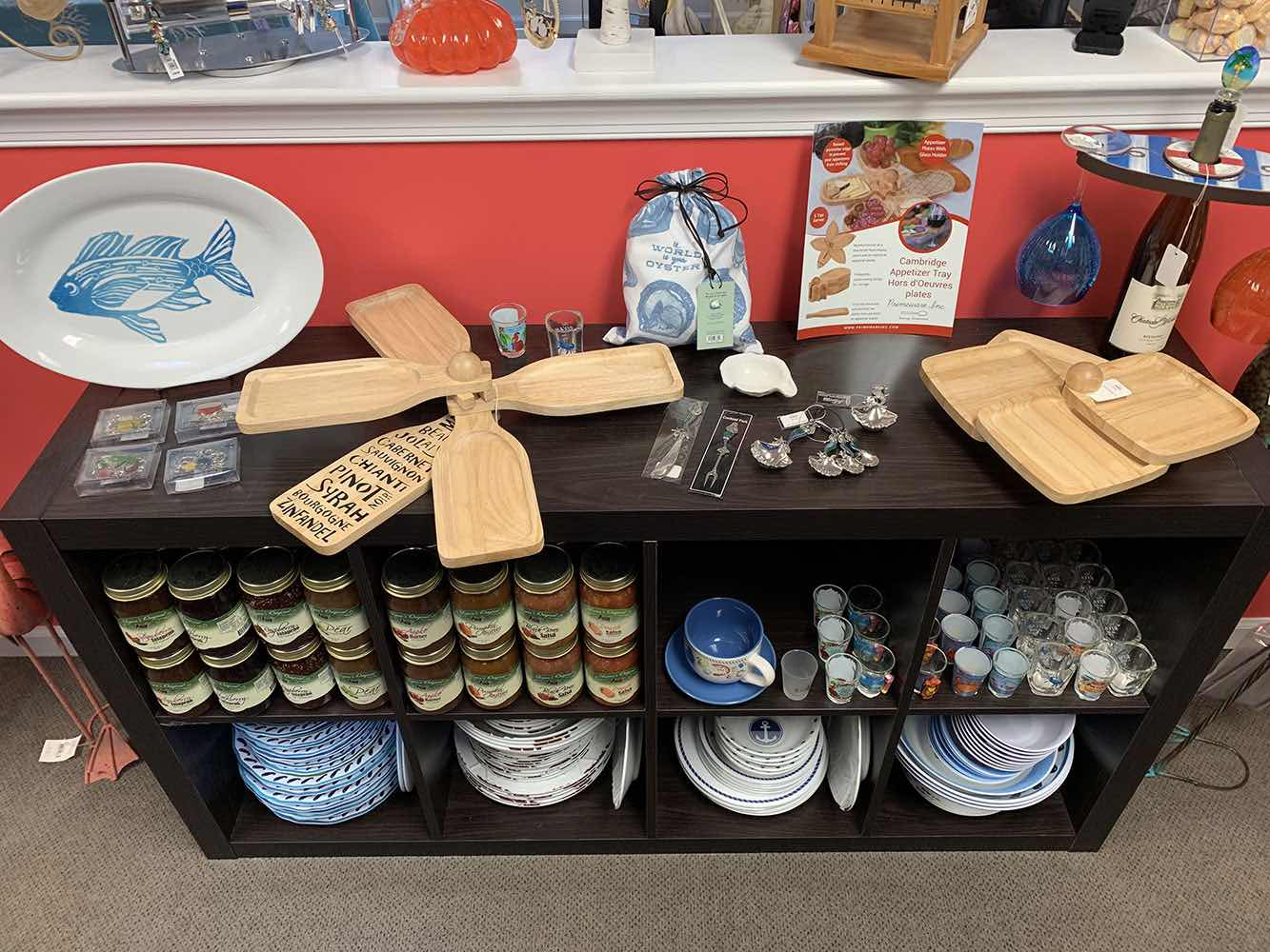 The Crabby Couple Gift Shop